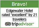 Trip Advisor Awards Certification of Excellence
